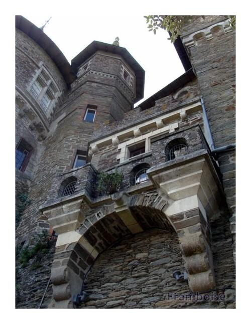 Journées du Patrimoine 2011 à Pornic - Le Chateau extérieur