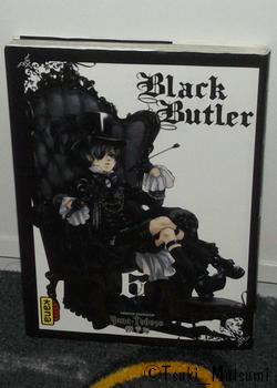Black Butler - tome 6