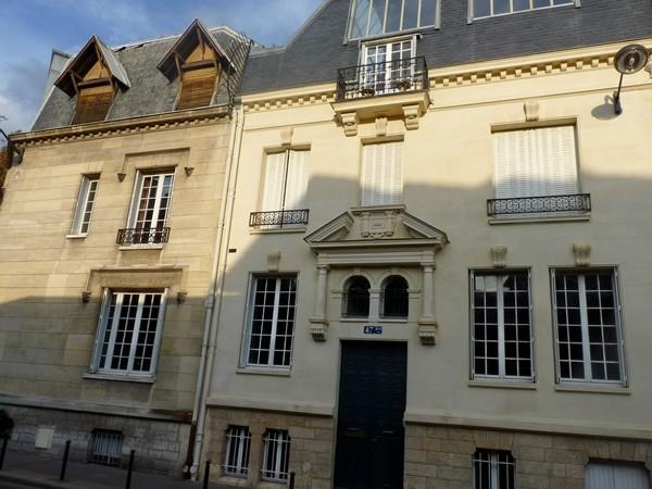 88 - Rue de la Santé