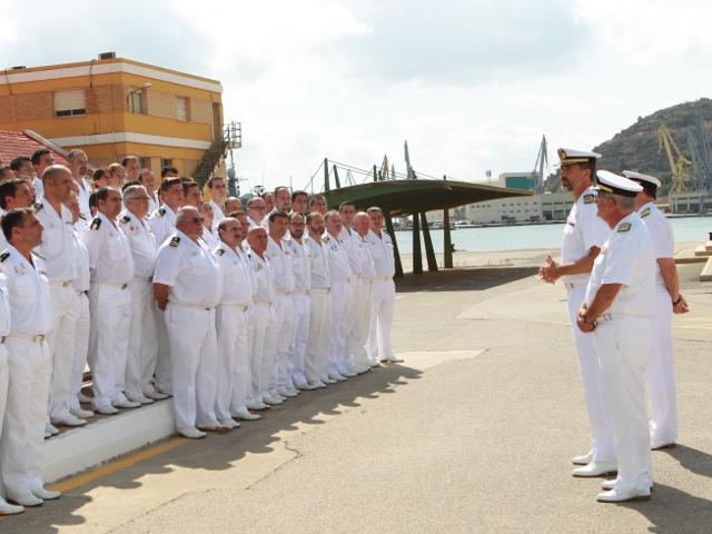 Felipe et les sous-marins