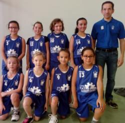 1er match de nos U11 juniors