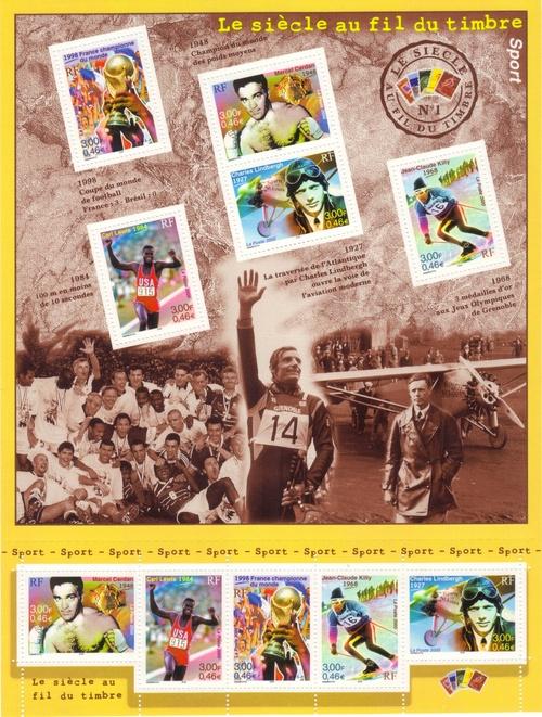 Ein Jahrhundert in Briefmarken