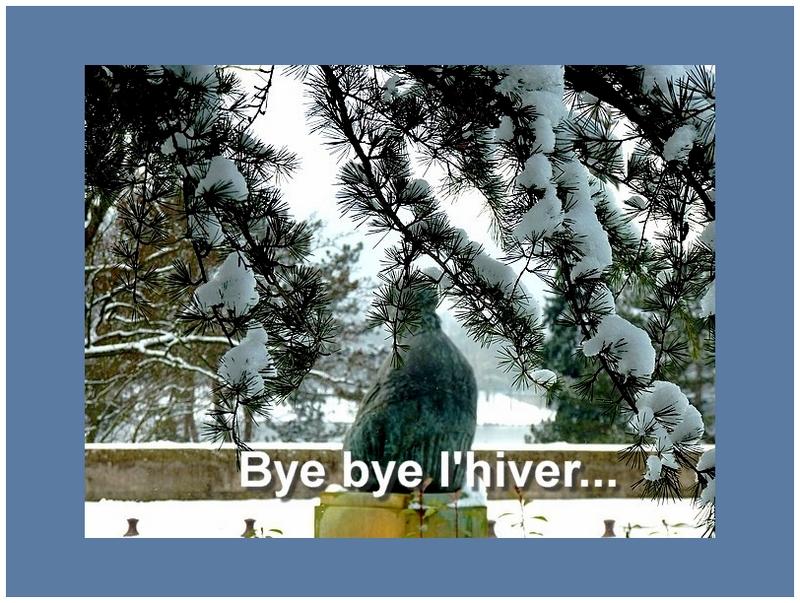 Metz / Bye bye l'hiver...