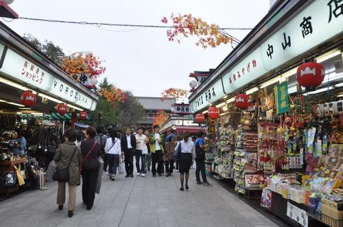 Asakusa Octobre 2012