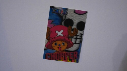 One piece birthday party chopper