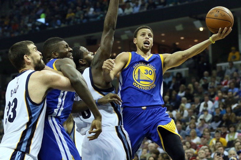 Memphis - Golden State : une défense de champion !