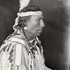 A Blackfoot man. Early 1900s. Source - National Anthropoligical Archives
