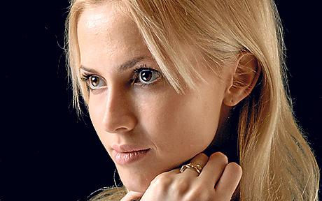 Alina Somova portrait