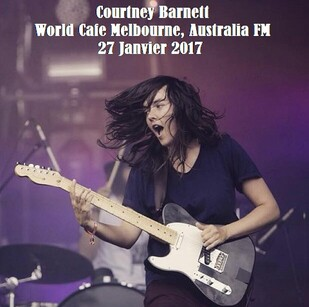 Live : Courtney Barnett - World Cafe - 27 janvier 2017