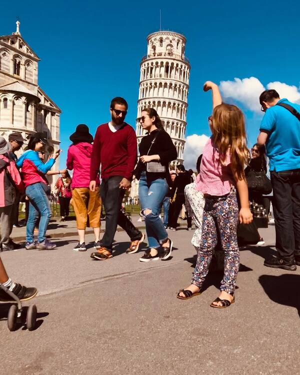 Quand les statues prennent vie en Italie