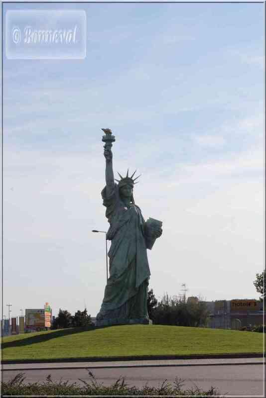 Colmar, l'Esprit de l'Alsace Statue de la Liberté Bartholdi