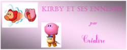 "Mes MPs ""Kirby"""