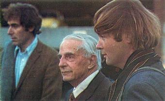 Carl Ruck, Gordon Wasson et Daniel Staples