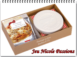 A gagner chez Nicole Passions.....