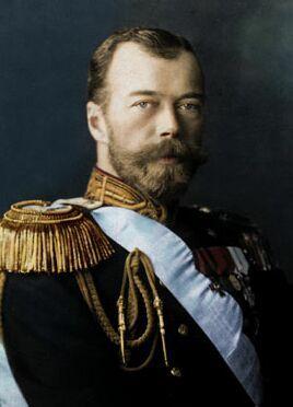 Fichier:Nicolas II photographie couleur.jpg