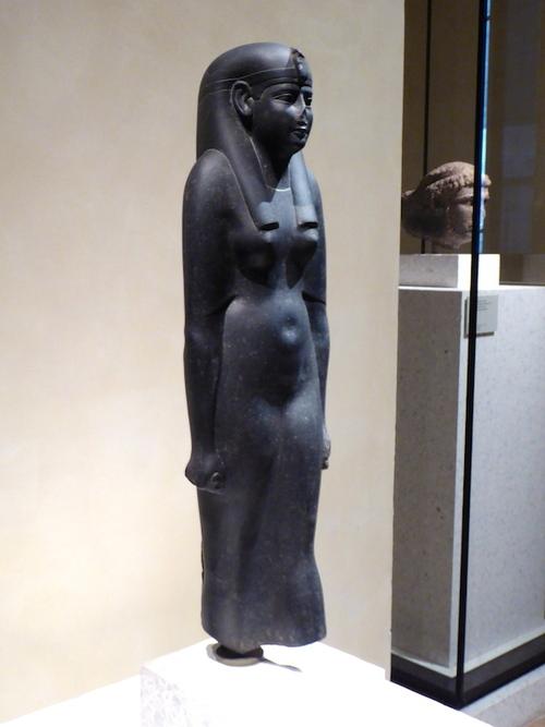 Toujours à Berlin le Neues Museum!