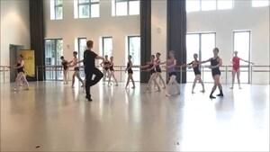 dance ballet pirouette ballet class pirouette