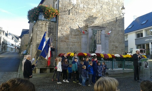 Commémoration du 11 novembre