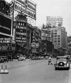Le mythe de Broadway dans les années 1920