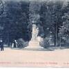 montpellier square de la gare années 1900