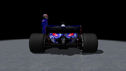 Toro Rosso Honda - STR13 / Pierre Gasly