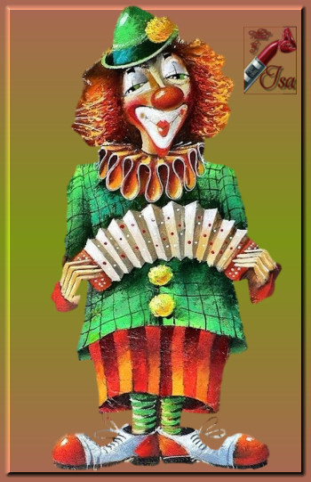 CL0008 - Tube clown