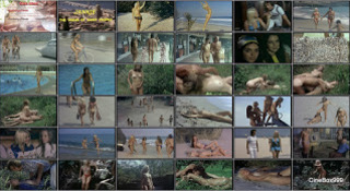 The Awakening of Annie / The Virgin of Saint Tropez. 1976. DVD.