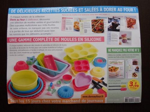 """Collection """" Doré au four et délicieux """" - Eaglemoss - Juillet 2011"""