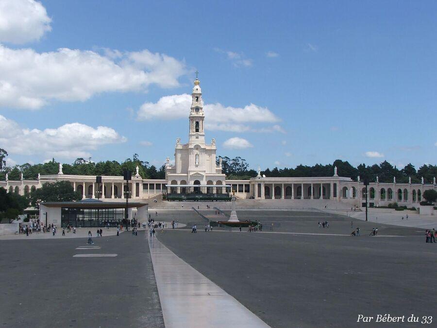 Fatima au Portugal