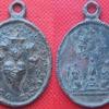 médaille Sacré coeur de Jésus Christ