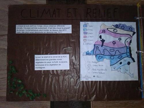 Cahier de bord - La République Démocratique du Congo (RDC)