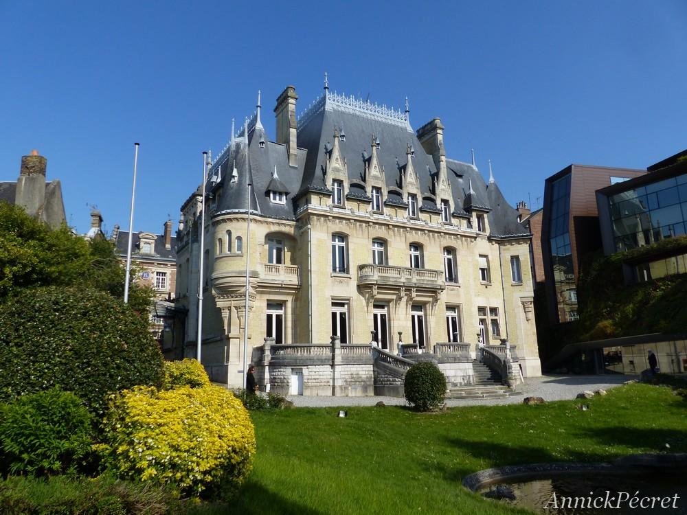 Hôtel Bouctot Vagniez, toute dernière visite