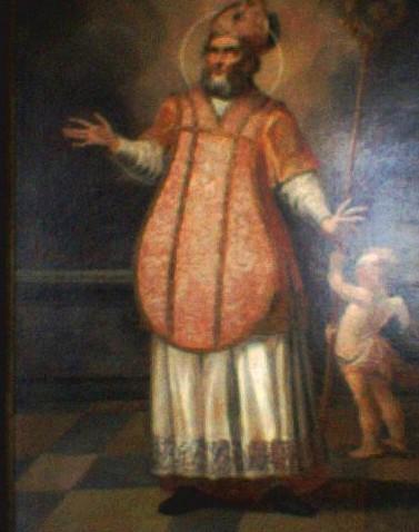 Saint Bertrand du Mans († 623)