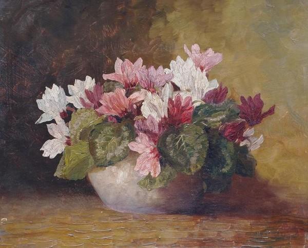 Peinture de : Max Theodore Streckenbach