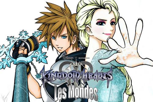 Chroniques de Kingdom Hearts - Kingdom Hearts III : Les Mondes