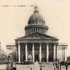 paris panthéon 1900