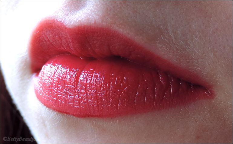 Les baumes colorés par ETAM (lipstick friday)
