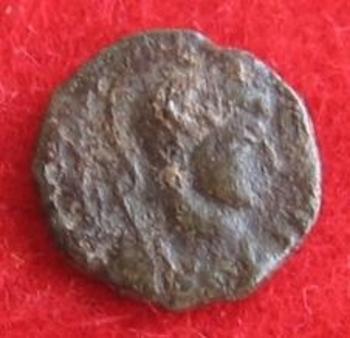 Monnaie romaine 10 mai 2015 avers