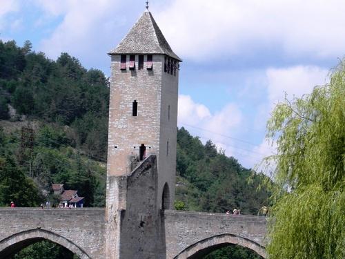 Cahors et le château de Mercuès (photos)