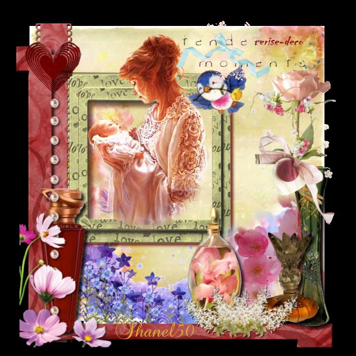 vos créations 4 avec le cluster fête des mères bis