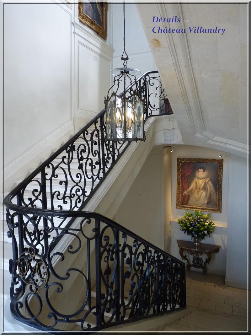 D'abord halte au Château de Villandry