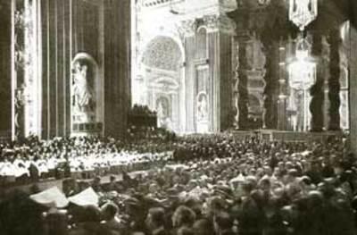 90e Anniversaire de canonisation de Thérèse