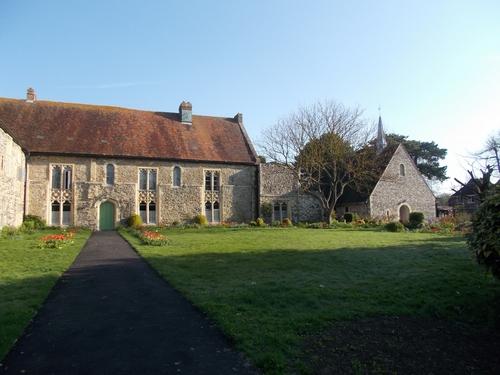 * Visite du village de Minster