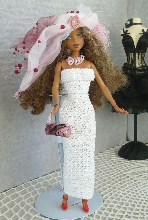 Album de mes créations au crochet pour Barbie (7)