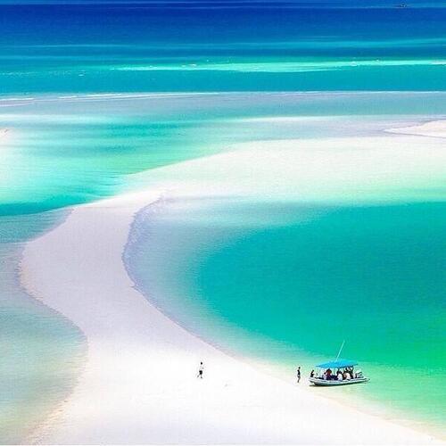 Mer de turquoise
