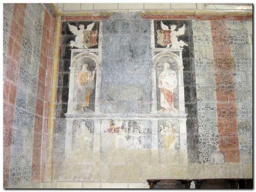 Angers: le Château du roi René ...(4)