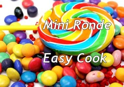 Mini ronde EASY COOK