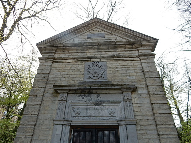 Balade à l'abbaye de la Cambre