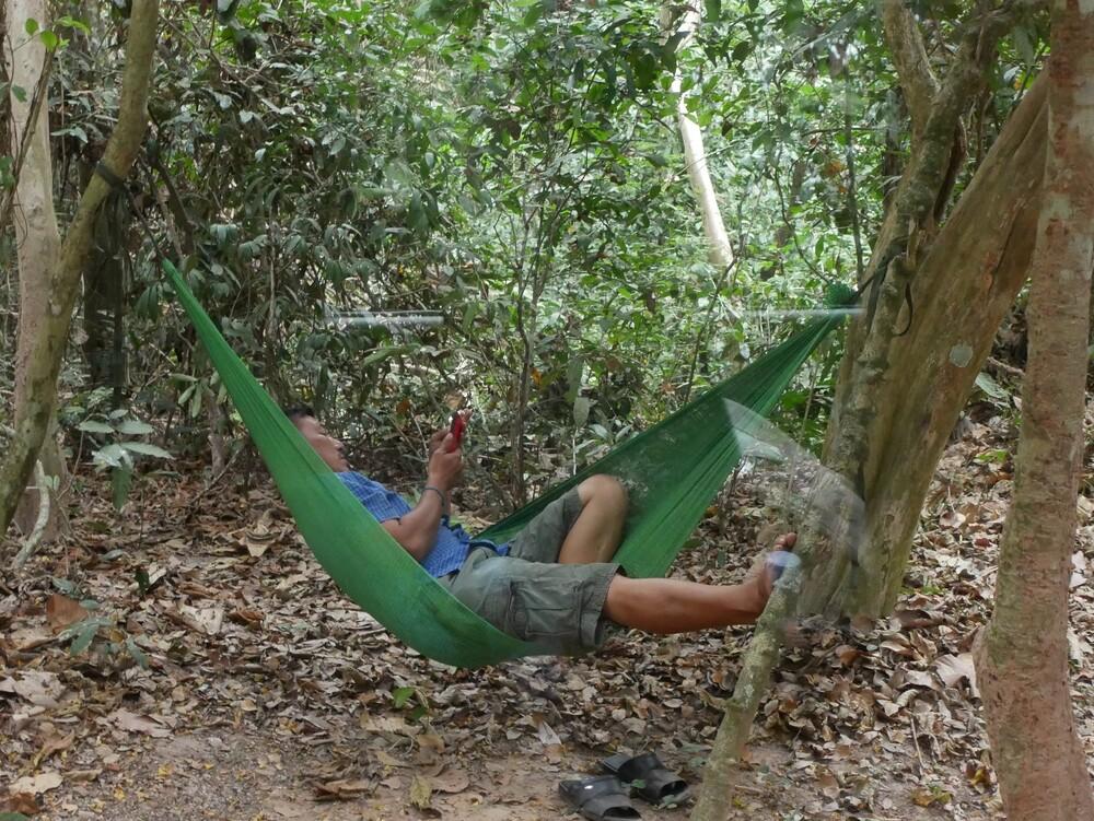 Scènes de vie - Cambodge