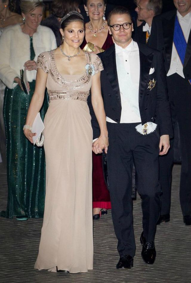 Silvia et Victoria de Suède